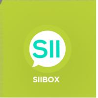 Logo Siibox