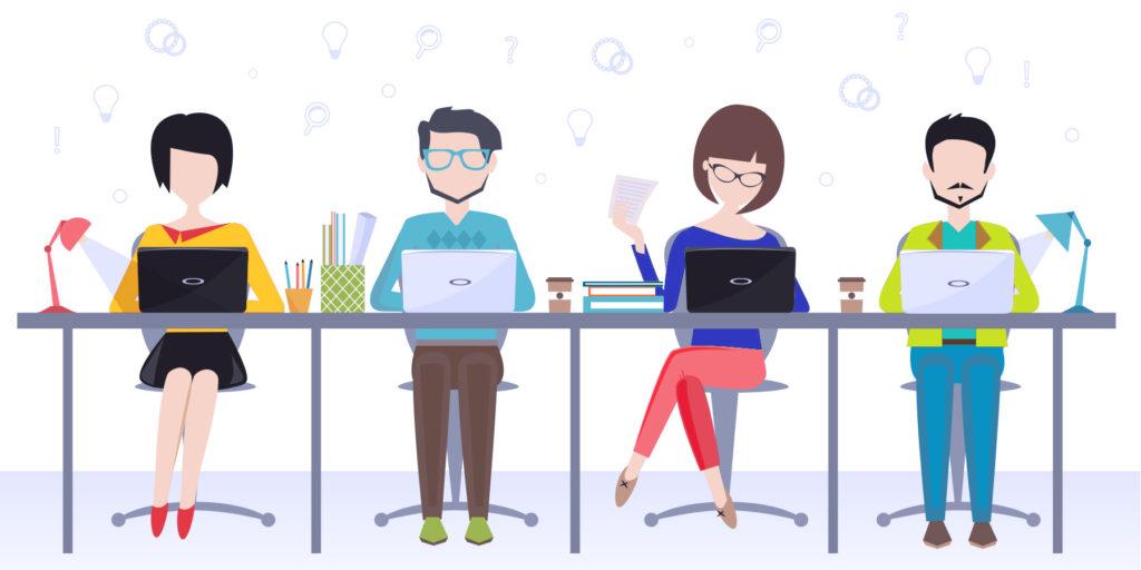Familia de software para la gestión de asesorías conectados con la plataforma integrada