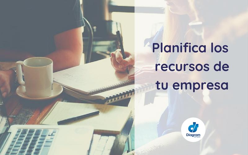 planifica los recursos de tu empresa