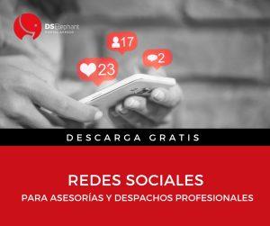 redes sociales asesorias