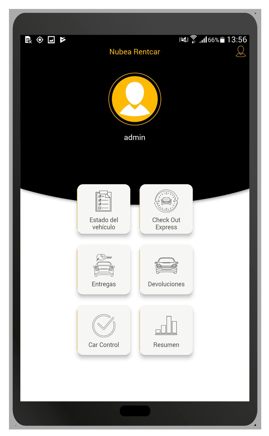 tablet-app-nubea-rentcar