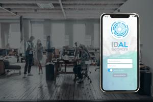 software para el control laboral app móvil